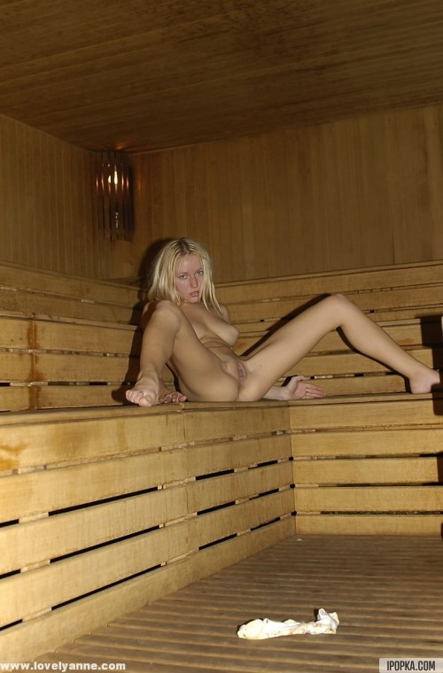 Сауна раздела молодое тело секси блондинки