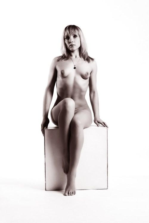 Черно белое эротическое фото, ню в черно белых тонах