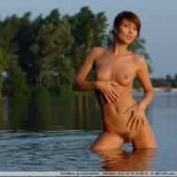 Красивая рыжая девушка с мокрой киской подборка картинок