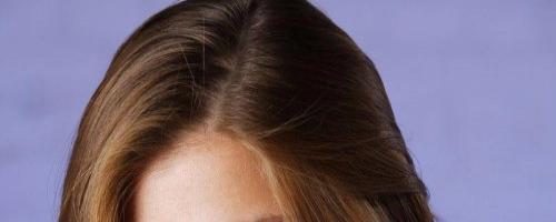фото девушеки с длинными волосами