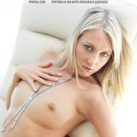 Эротические фото соблазнительной блондинки