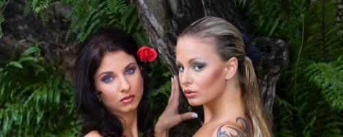 Русские лесбиянки приехали на отдых