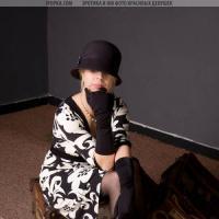 Сексуальная мамашка из прошлого века, ретро фото