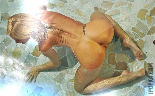 Картинки соблазнительных спин девушек