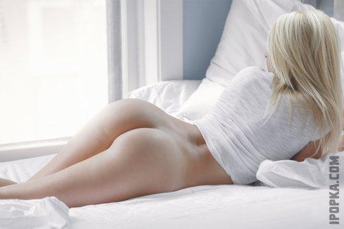 Красивые спины девушек крупно