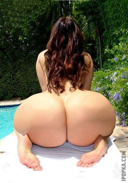 Красивые большие голые попы зрелых женщин и дам