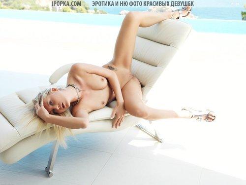 Красивые эротические фото блондинок