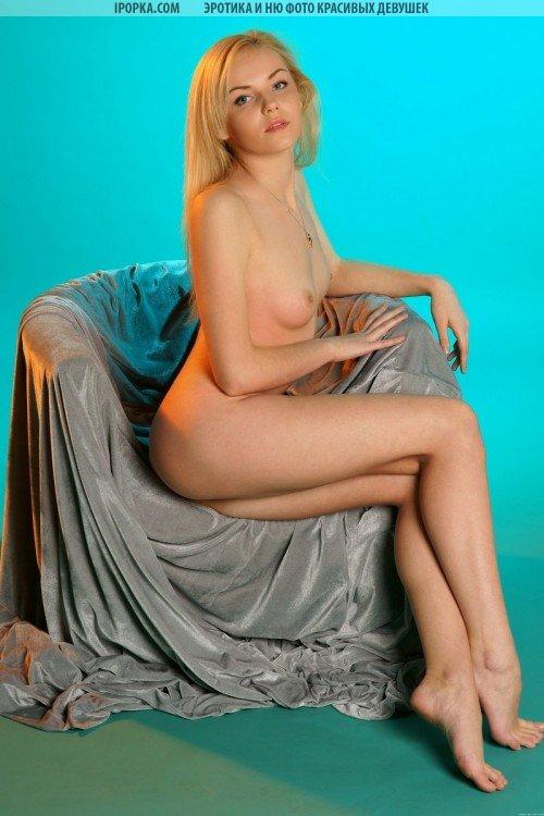 эротические фото красивой блондинки