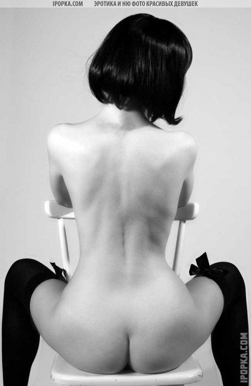 Красивые спины девушек