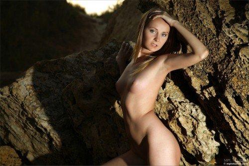 Молодая хозяйка каменной горы