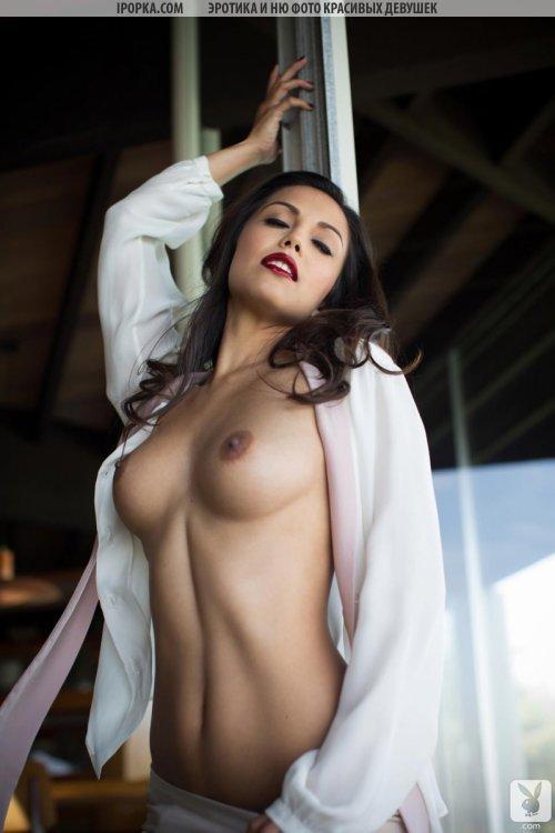 Красивая и художественная фото эротика девушки playboy