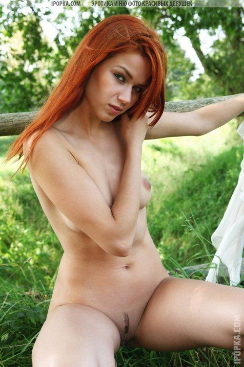 Обнаженная красота женского тела