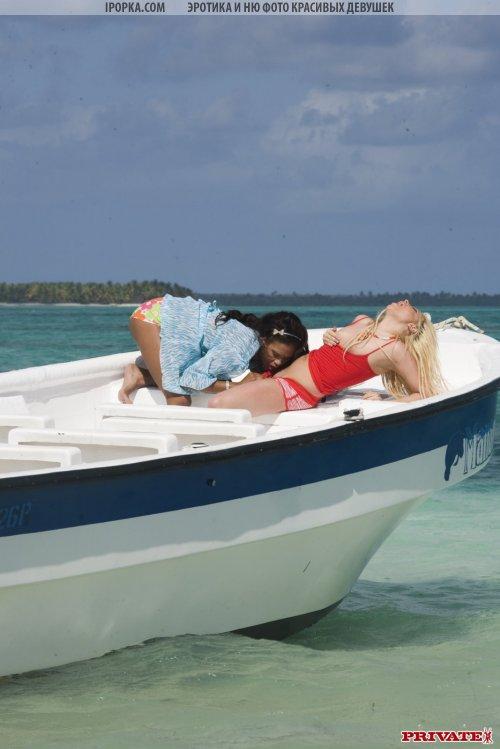Лодка для того, чтобы разнообразить сексуальную жизнь
