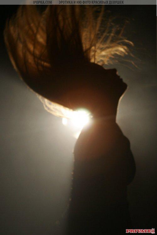 Её волосы - её страсть