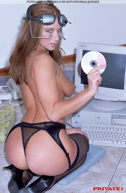 Настоящая программистка
