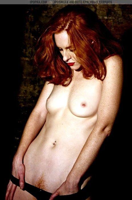 Рыжие девушки фото подборка