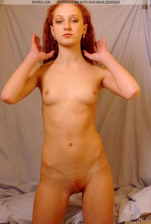 Фото рыжей девушки подборка