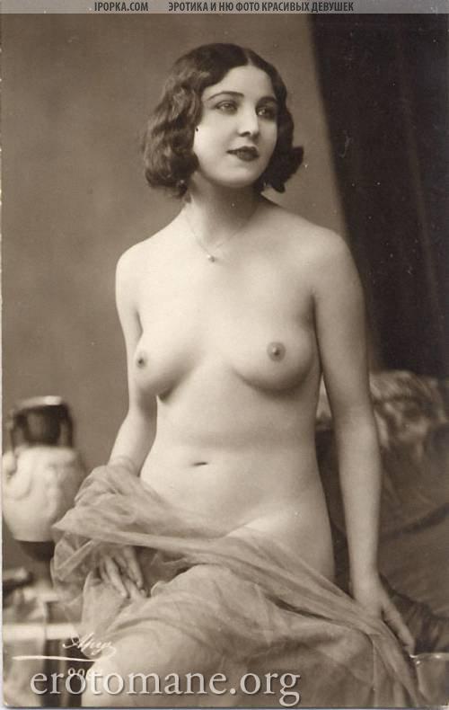 Ретро фото голых девушек подборка 1900 года