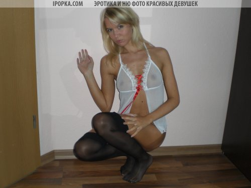 Частное фото ню сексуальной немки