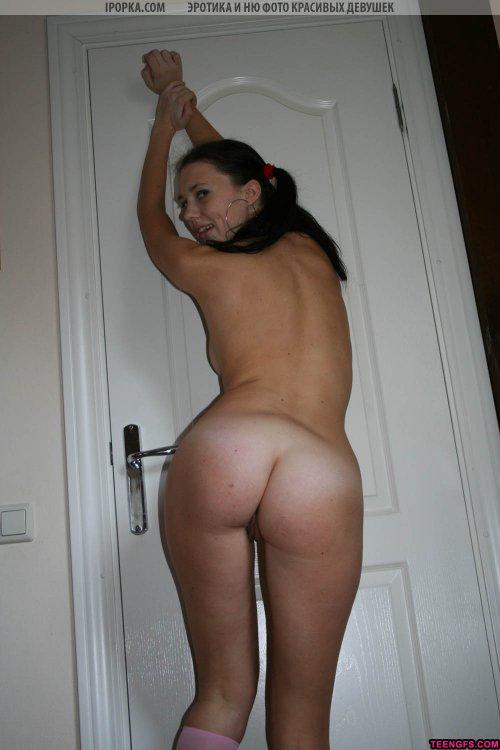 Селфи голых девушек подборка